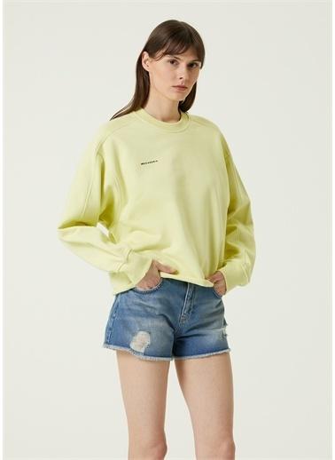 Academia Sweatshirt Sarı